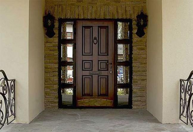 Двери из массива дуба - официальный сайт Дока Двери