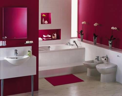 Отделка пластиковыми панелями ванной комнаты