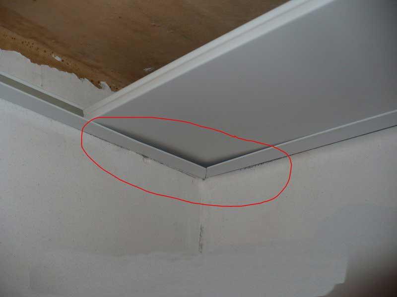 отделка потолка панелями пвх своими руками пошаговая инструкция видео - фото 4
