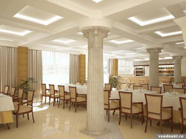 Гипсовая лепнина – классика архитектуры