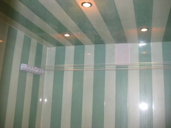 Сайдинг, это современный отделочный материал для ванной комнаты