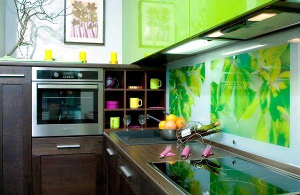 Выбор материала для стен на кухне