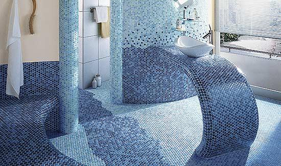 Выбор отделочного материала для ванной комнаты