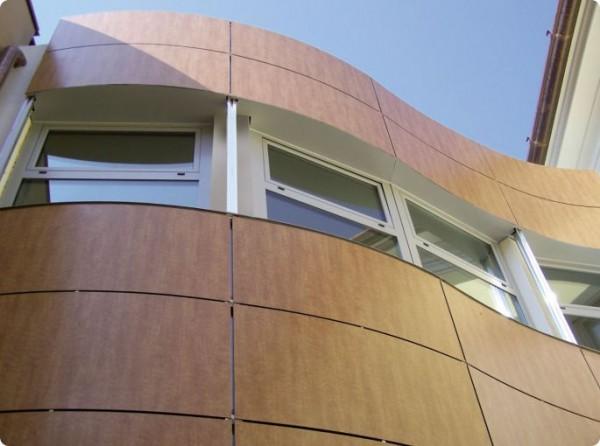 Фасадные HPL-панели