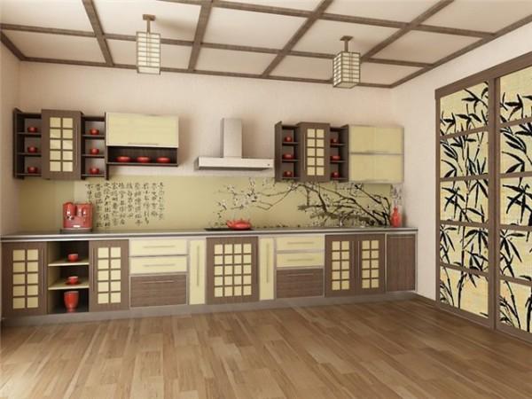 Лаконичный японский дизайн