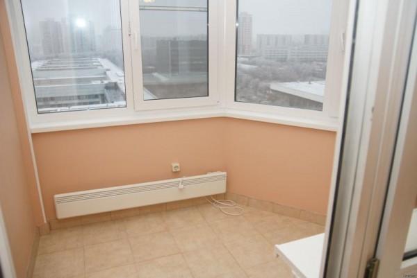 Отделка и утепление балкона при помощи влагостойкого ГЛК