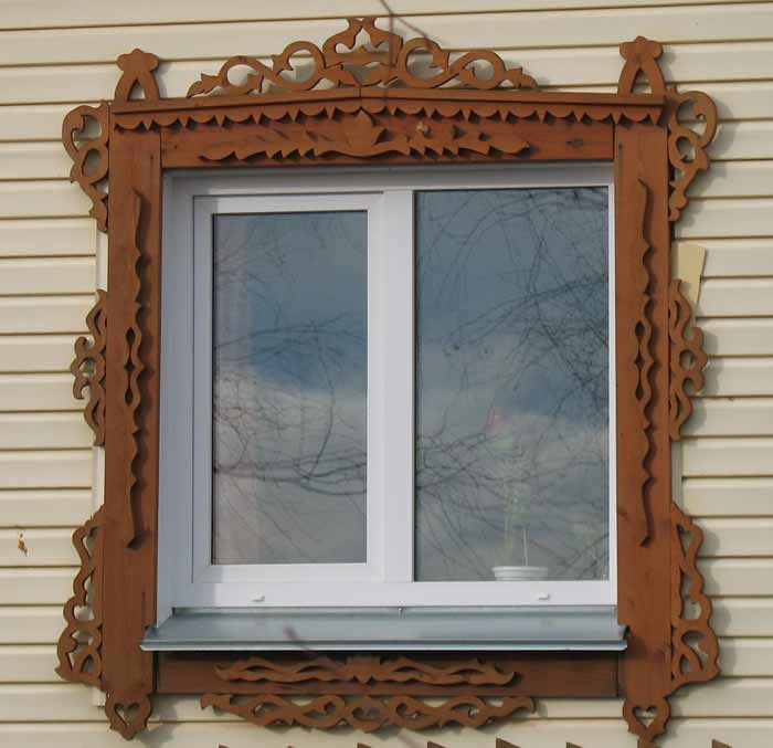 Обналичники на окна своими руками фото
