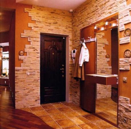 Предлагаем стандартный ремонт квартир и натяжных