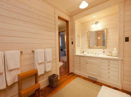 Ванной комнаты из дерева своими руками 72