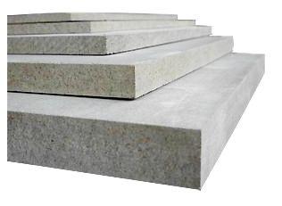 Цементно- стружечные плиты