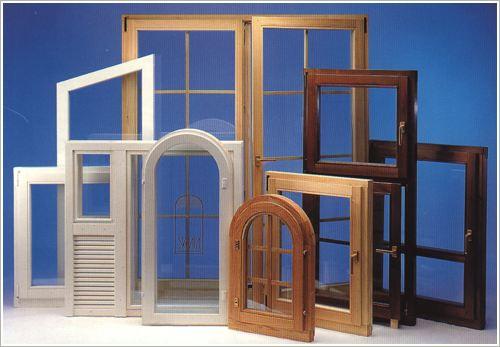 Выбор окон для деревянного дома