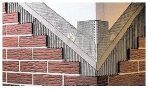 Декоративная фасадная плитка