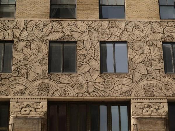 Накладная облицовка фасада