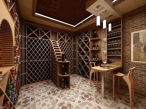 Дизайн винного погребка