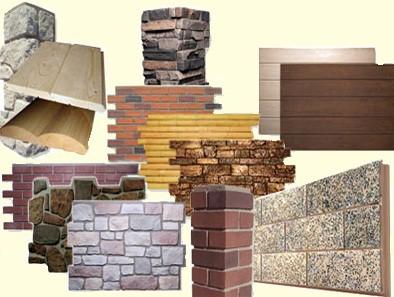 Качественный материал для отделки фасадов