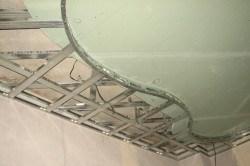 Крепление профиля на потолке под гипсокартон