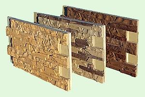 Термопанели с каменной плиткой