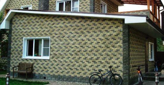 Декоративная штукатурка фасадов домов короед фото