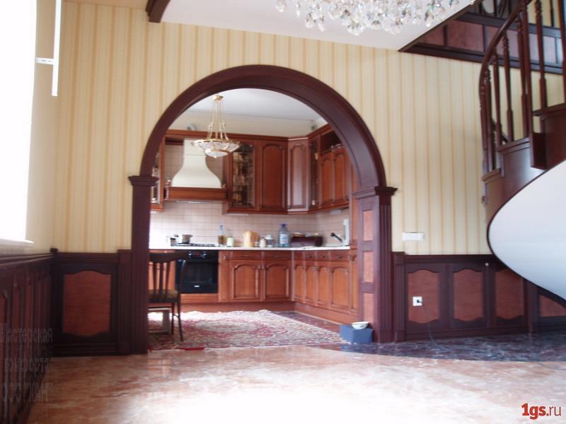 арки дерево фото под полиуретановые