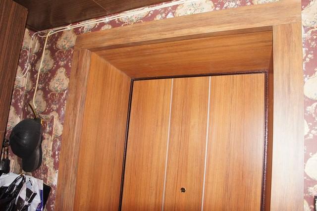 Железная дверь своими руками отделка