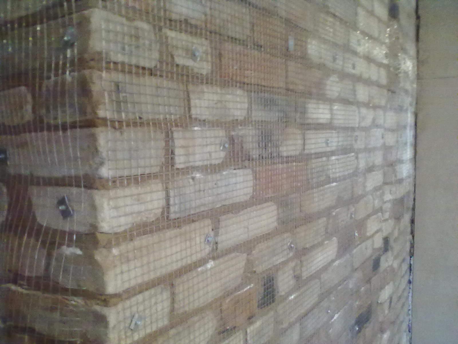 Штукатурка деревянных стен 89