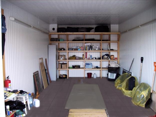 Фото своими руками отделка гаража