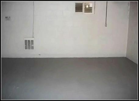 Черновая отделка подвального этажа