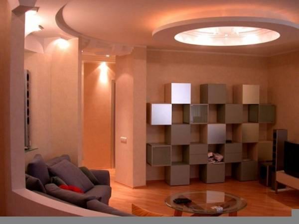 Внутреняя отделка дома гипсокартоном