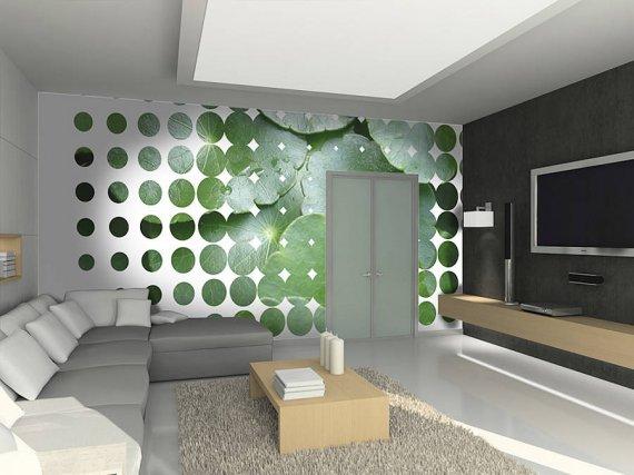 Уменьшение пространства объёмной комнаты