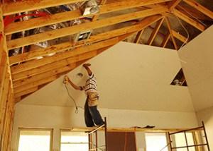 Особенности внутренней отделки бревенчатого дома
