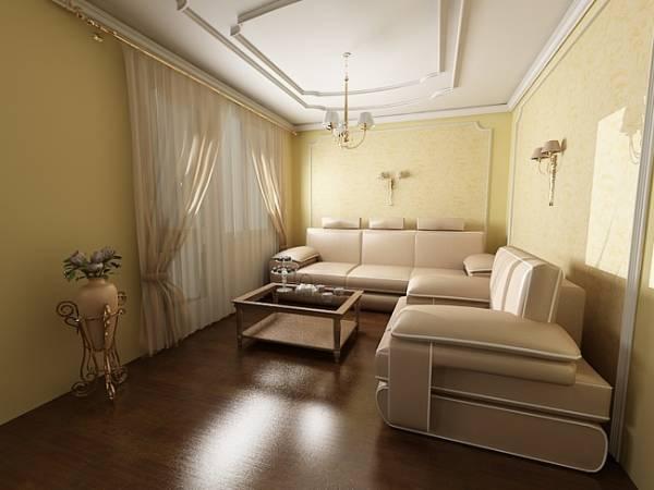 Декоративное окрашивание стен
