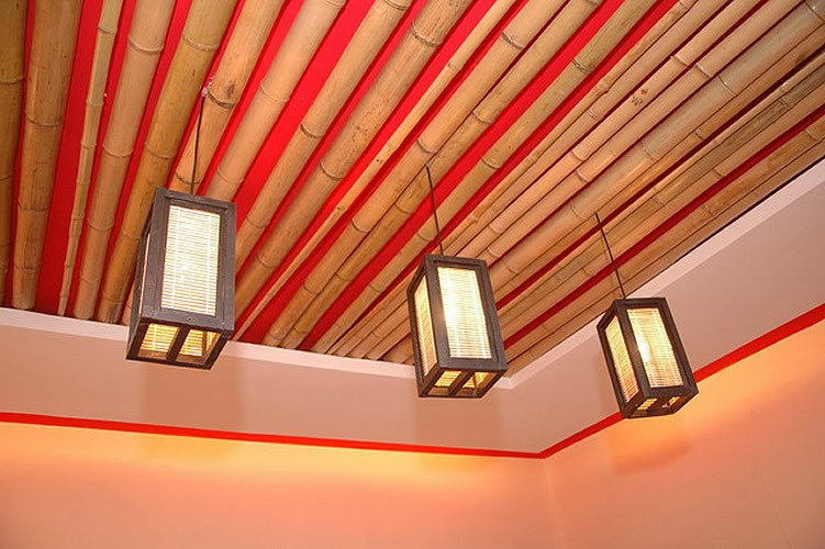 Варианты отделки потолка своими руками