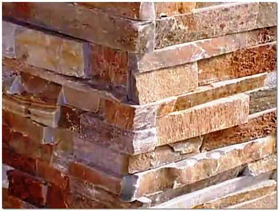 Декорирование фасада при помощи декоративного камня