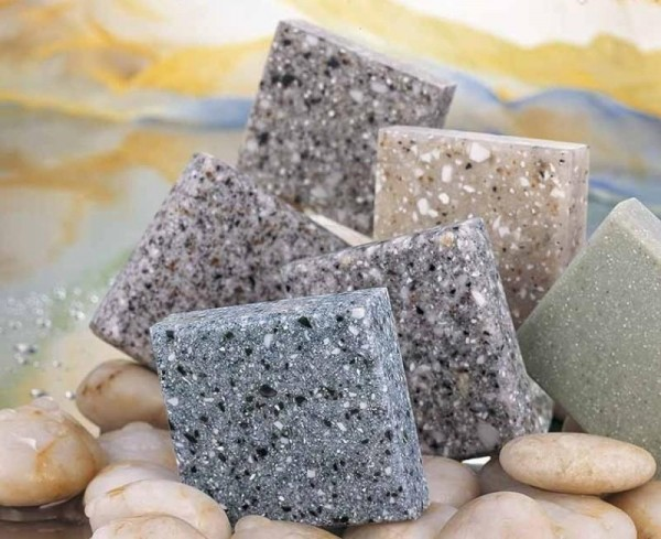 Искусственный камень для фасадов