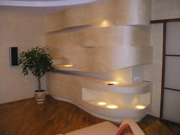 Панели для отделки стен в квартире