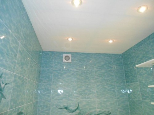 Отделка ванной комнаты при помощи пластиковых панелей