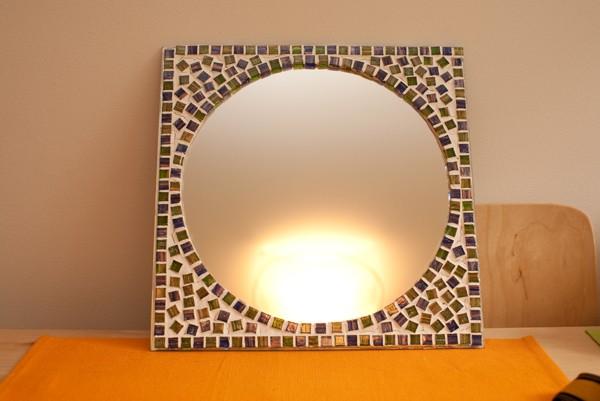 Мозаика и зеркало