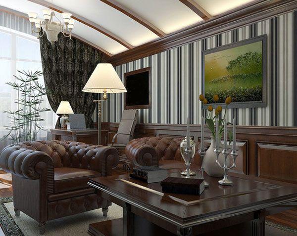 Стеновые панели при внутренней отделке помещения в классическом стиле
