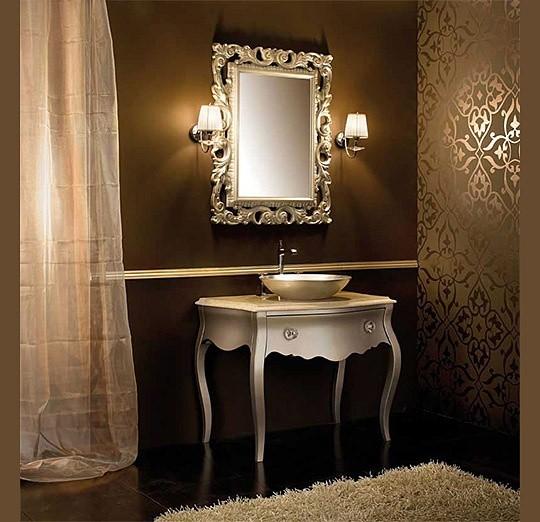 Стиль арт-деко в дизайне ванной комнаты