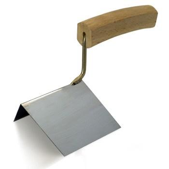 Угловой шпатель для отделки углов