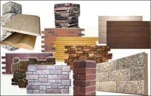 Материалы для внешней отделки деревянного дома