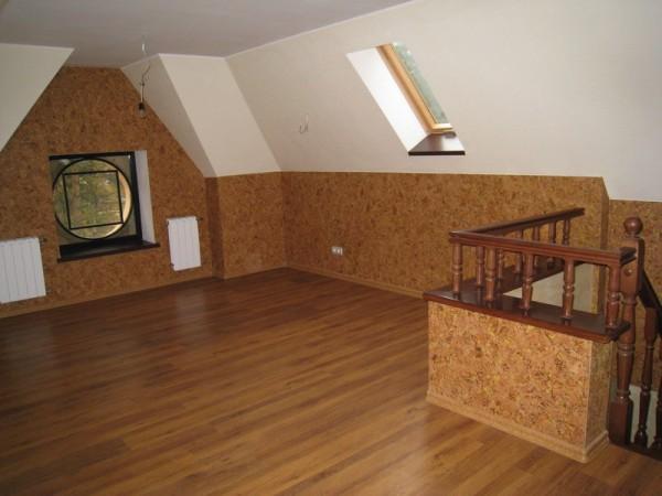 Чем отделать дачный дом изнутри