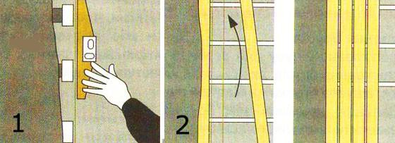 Инструкция по монтажу деревянной вагонки