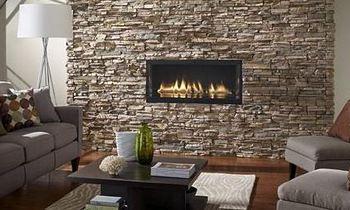 Декоративные панели, имитирующие камень