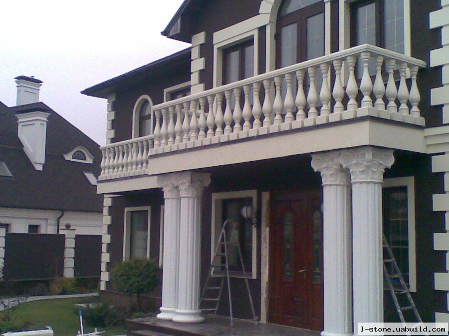 Проекты домов из газобетона: одно- и двухэтажные здания, с