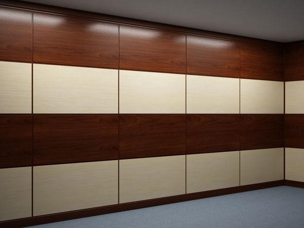 Фасадные панели в дизайне помещения
