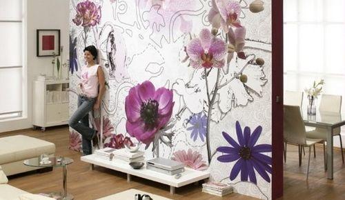 Идеи оформления и дизайн отделки стен