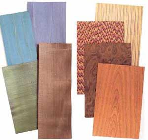Какие используются материалы из дерева в интерьере