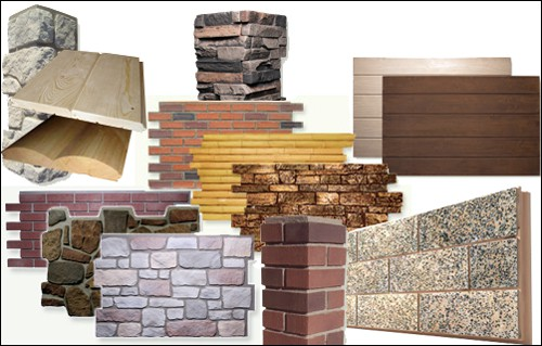 Какие используются отделочные материалы в деревянном строительстве