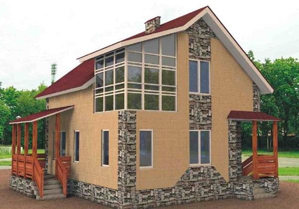 Каким материалом можно качественно отделать дом